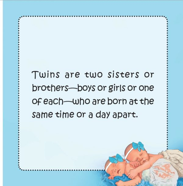 All About Twins - Book