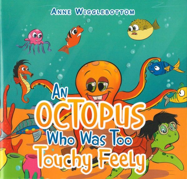 An Octopus Who Was Too Touchy Feely