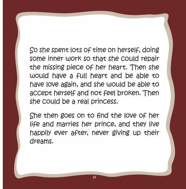 The Forgotten Princess - Book