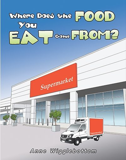 Where Does the Food You Eat Come From? - E-Book